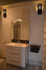 A bathroom at Coetquen