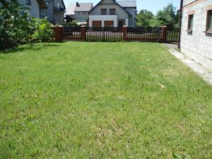 Jardín al aire libre en Dom u Zenona