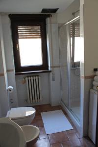 Kylpyhuone majoituspaikassa Casa Vacanze Family and Friends