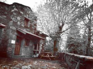 Casas Dos Barreiros durante o inverno