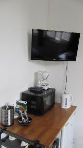 TV/Unterhaltungsangebot in der Unterkunft Excellent Rooms Amsterdam