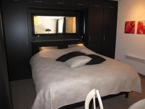 Un ou plusieurs lits dans un hébergement de l'établissement Studio aan de Casino