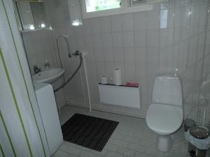 Ein Badezimmer in der Unterkunft Villa Berta