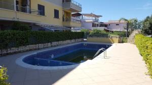 The swimming pool at or near Villaggio del Golfo