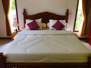 Un ou plusieurs lits dans un hébergement de l'établissement Villa Pandan Wangi