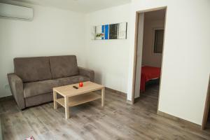 A seating area at A Suara