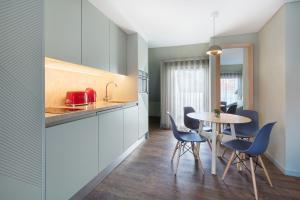 A cozinha ou kitchenette de OnJ S. Lazaro Lisboa
