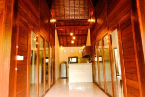The lobby or reception area at Prama House