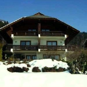 Ferienwohnung Moser am See im Winter