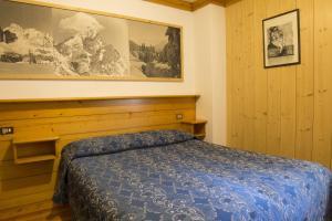 Letto o letti in una camera di Appartamenti Pagan