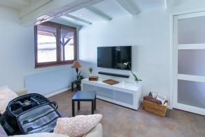 TV/Unterhaltungsangebot in der Unterkunft Suites Residences Spa