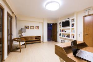 Χώρος καθιστικού στο Leste Luxury Homes