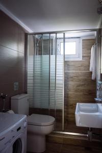 Een badkamer bij Villa Kiza Apartments