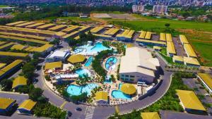 A bird's-eye view of L'acqua DiRoma - Jardins Acqua Park