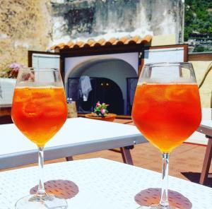 Drinks at Casa Alessandra