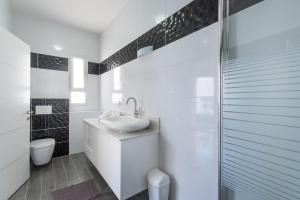 חדר רחצה ב-Villa Pentcho - StayFirstclass