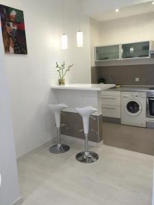 Küche/Küchenzeile in der Unterkunft Majestic Flat in Gran Via