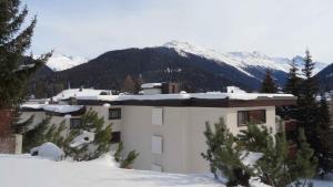 Haus Azalea during the winter