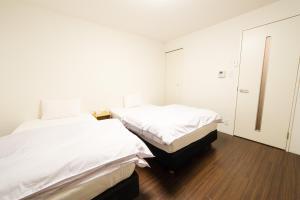 Katil atau katil-katil dalam bilik di Arklead Gojohorikawa