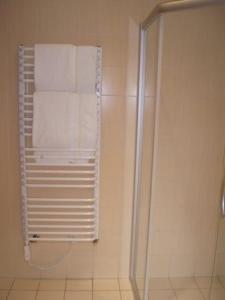 Vonios kambarys apgyvendinimo įstaigoje Holiday Villa Palanga