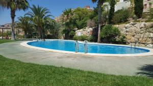 The swimming pool at or close to Cala Golf