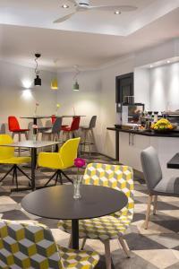 Restaurant ou autre lieu de restauration dans l'établissement Citadines Bastille Gare de Lyon Paris