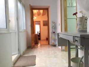 Una cocina o zona de cocina en La Casa de Asensia