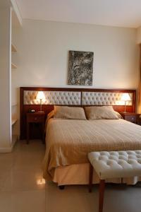 Lova arba lovos apgyvendinimo įstaigoje Alta Piazza –Casa di Appartamenti–