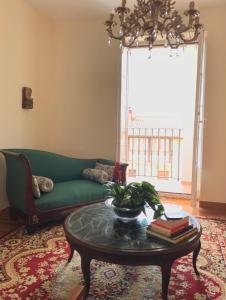 Zona de estar de Casa Jean Pineau