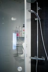 A bathroom at Holiday Home Stranda Porvoo Center