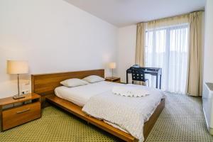 Lova arba lovos apgyvendinimo įstaigoje City Gardens Hotel & Wellness