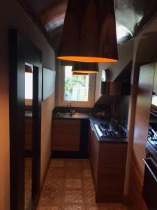 Cucina o angolo cottura di Fusco Apartment
