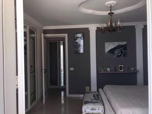 Letto o letti in una camera di Fusco Apartment
