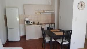 Köök või kööginurk majutusasutuses Royal Residence