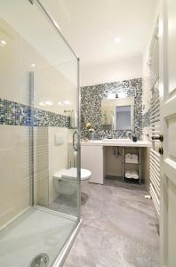 Kúpeľňa v ubytovaní Markiz Luxury Apartments