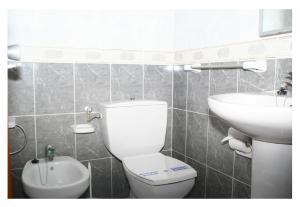 Een badkamer bij Apartamentos del Rey