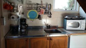 Una cocina o kitchenette en El Capitan