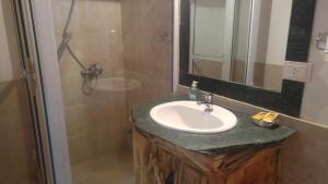 Un baño de Iñhué
