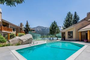 The swimming pool at or near Mammoth Creek Condos