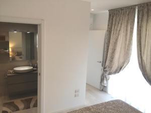 A bathroom at Appartment Sabbhia