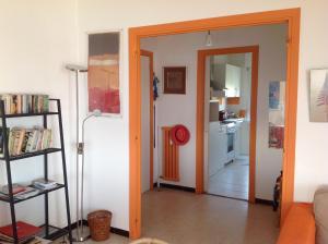 Ein Etagenbett oder Etagenbetten in einem Zimmer der Unterkunft Le Cap