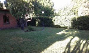 Un jardín fuera de Los Maitenes Bariloche