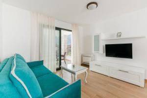 Posezení v ubytování Apartments Los Olivos
