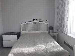 """Ein Bett oder Betten in einem Zimmer der Unterkunft Apartment """"MARIA"""""""