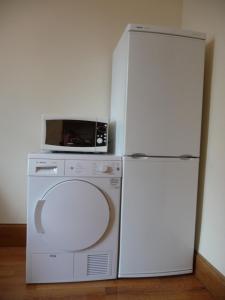 Una cocina o zona de cocina en Apartment 45 Lower Drumcondra Road