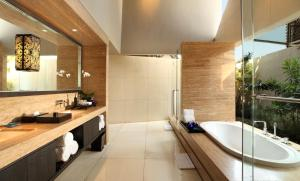 A bathroom at Ametis Villa