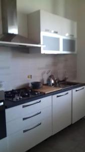 Küche/Küchenzeile in der Unterkunft Central apartment