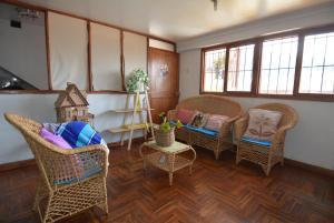 Zona de estar de Mirador Centro Historico