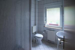 Ein Badezimmer in der Unterkunft Feriendorf Min Herzing