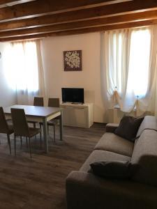 Zona de estar de Residence Eremitani